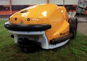 gpstracker larmad robot
